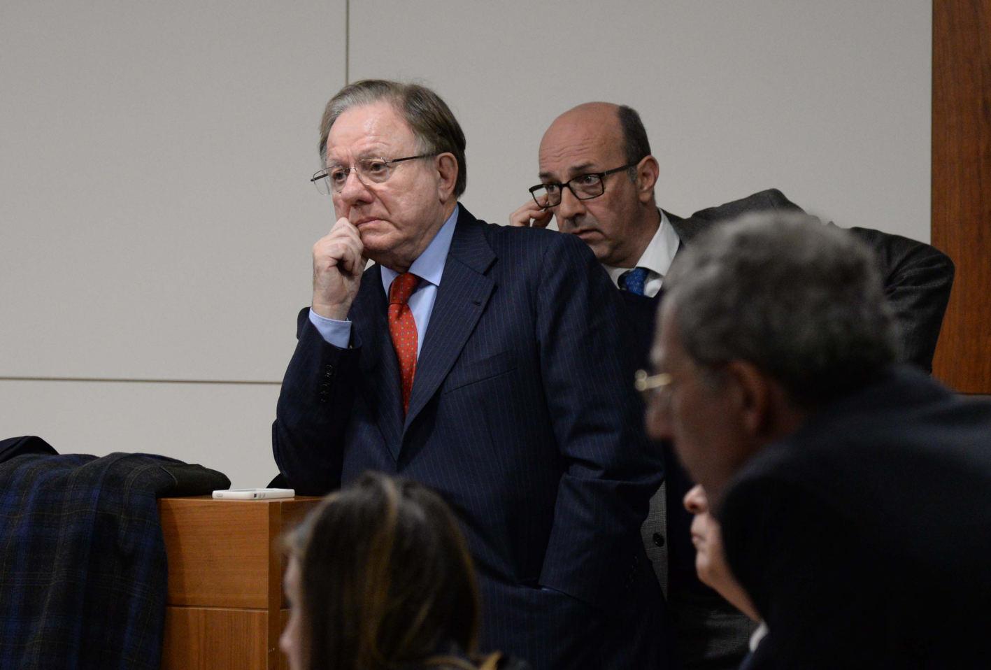 L'ex ministro Matteoli condannato per il Mose