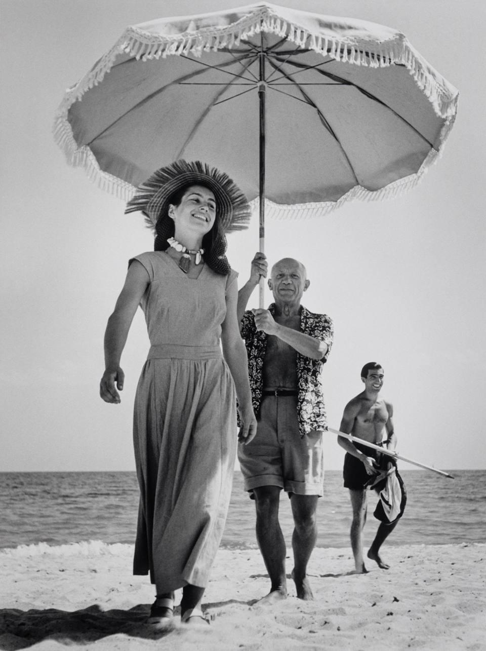 Picasso e Gilot