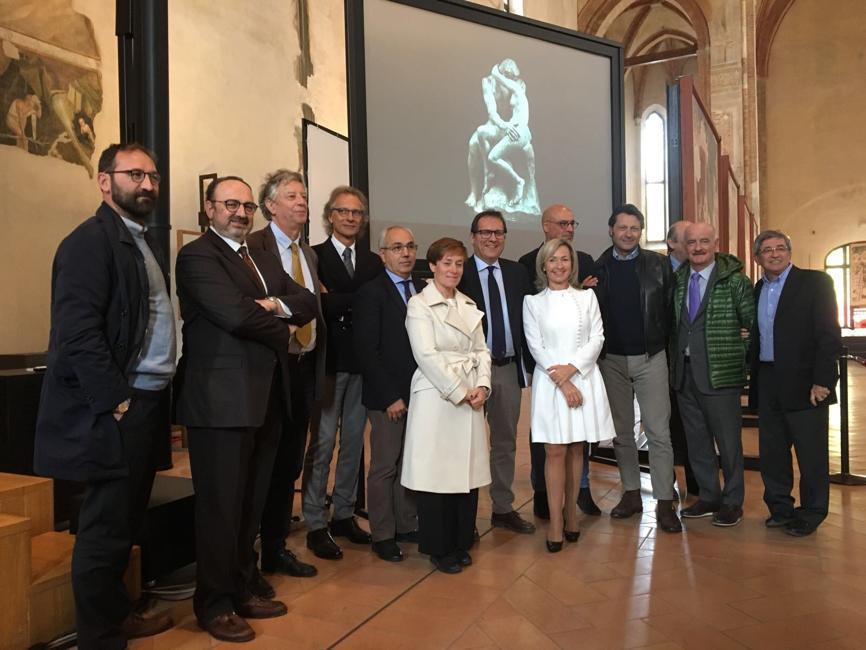 Treviso goldin ritorna a santa caterina inizia a for Mostra treviso