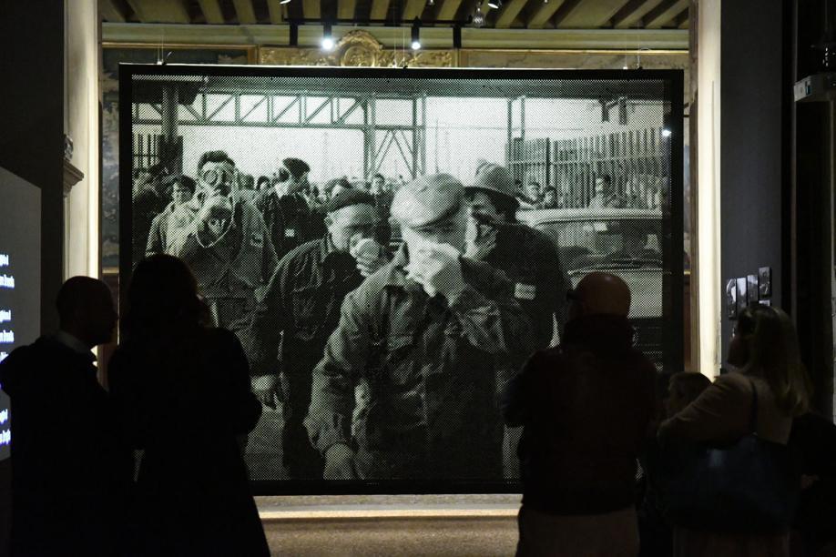 La mostra a Palazzo Ducale (Vision)