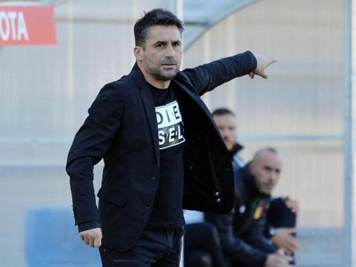 Giuseppe Magi, allenatore del Basano