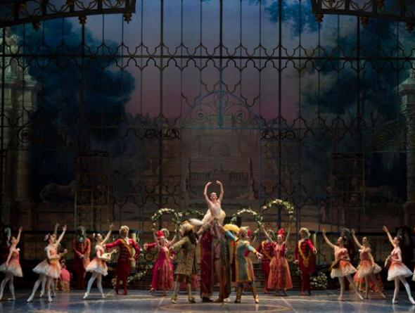 Il balletto in scena a Mestre