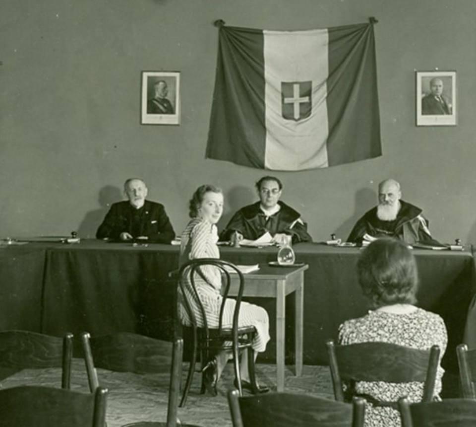 L'università Ca' Foscari commemora l'80° anniversario della promulgazione delle leggi razziali